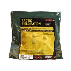 Freeze dried ration - Beef and potato stew - Arctic Field Ration