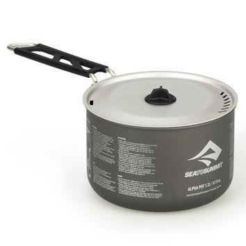 Alpha pot - 1,2L