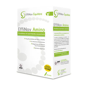Effinov Amino - Effinov recovery drink x 10 sticks - Agrumes
