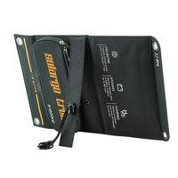 Panneau Solaire + Batterie externe Solargo Trek 10000 mAh - 2 ports USB