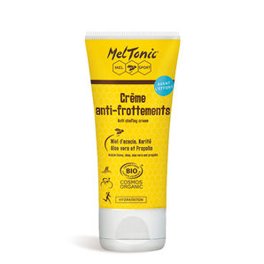 Meltonic organic anti-rubbing foot cream - 75ml