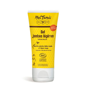 Meltonic organic light legs gel - 75ml
