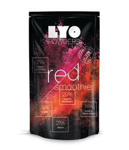 Red smoothie - Antioxidant