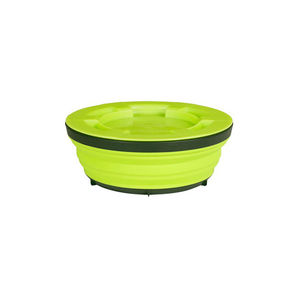 Collapsible lunchbox 0.6L - Sea to Summit X-Seal & Go Large - Green