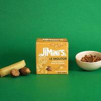Mealworms - Comté cheese taste & Nutmeg