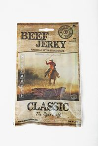 Beef jerky - Classic dried beef - 50g