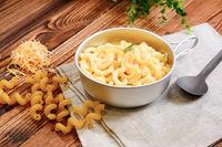 Macaroni and Cheese - High-energy range
