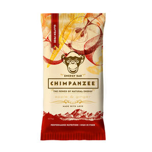 Chimpanzee energy bar - Apple and ginger